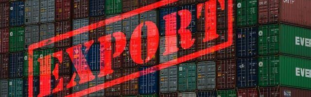 Crecimiento plano de las exportaciones españolas en 2019.