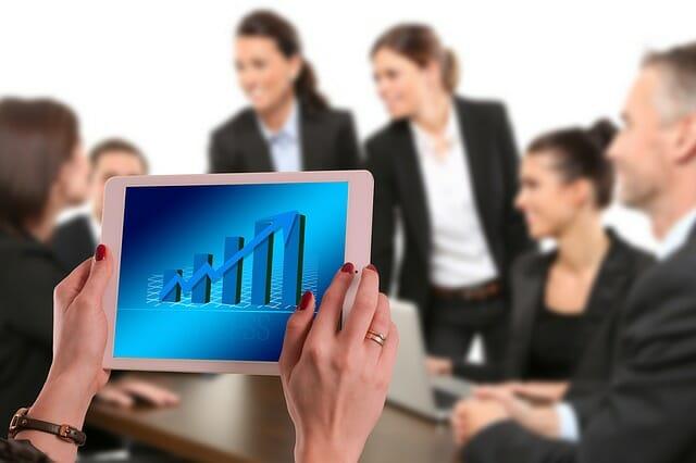 Tecnologías para optimizar la gestión comercial.