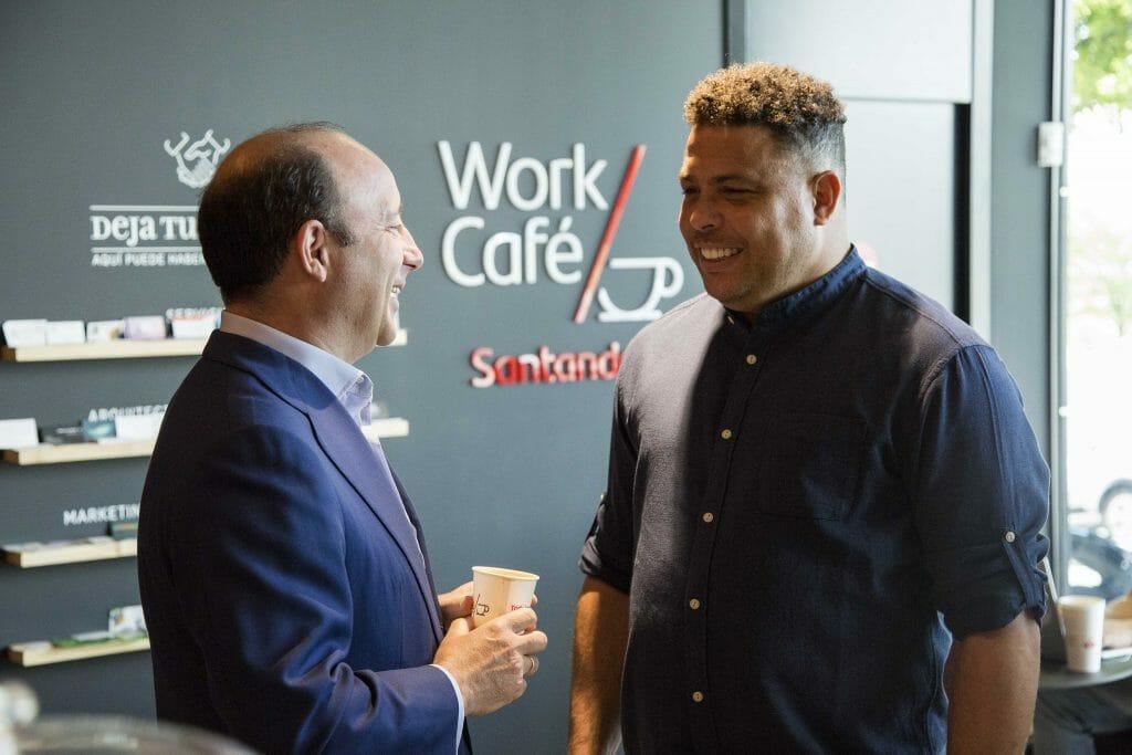 Los Works Café del Santander estarán presentes en Madrid durante el fin de semana de la final de Champions.