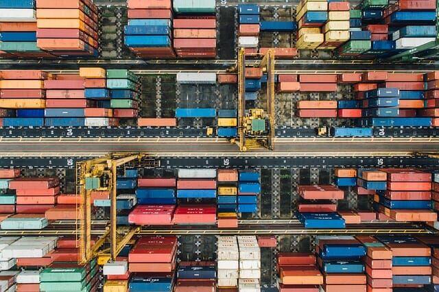 España registra un crecimiento nulo de las exportaciones en el primer trimestre de 2019.