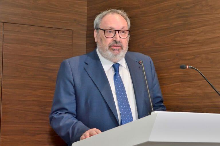 Juan Blanco, CEO del Grupo Mediforum.