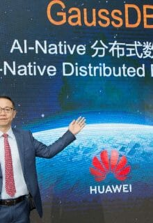 Huawei presenta su base de datos con inteligencia artificial nativa
