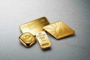 Oro como inversión.