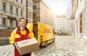 DHL quiere empleados felices.