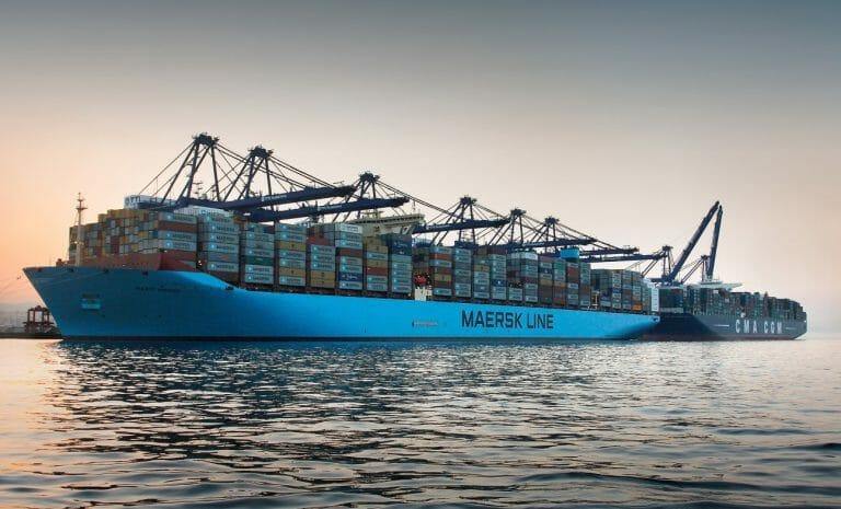 Crece el transporte de mercancías en los Puertos del Estado.