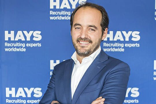 Fernando Calvo, Director de People & Culture de Hays España.