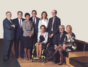 Consejo de administración de seguros Pelayo.