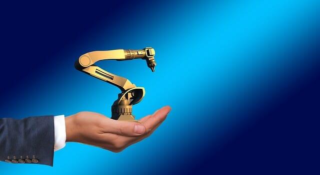 Los robots en la industria 4.0