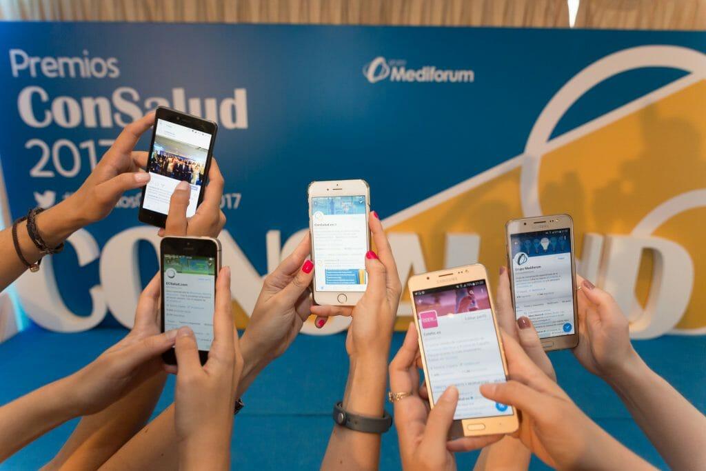 Consalud.es es líder en redes sociales del sector salud.