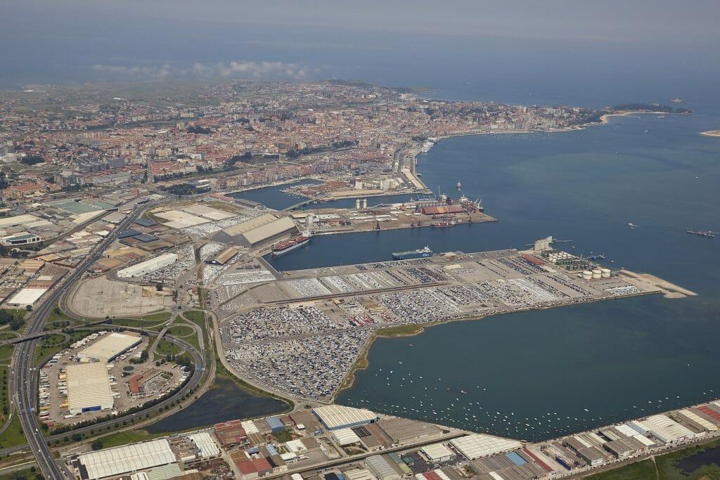 Los puertos del Estado registran un 3,5% más de tráfico en el primer trimestre de 2019.