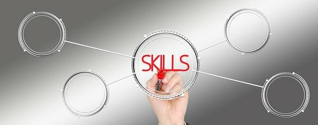 La formación de nuevas skills.