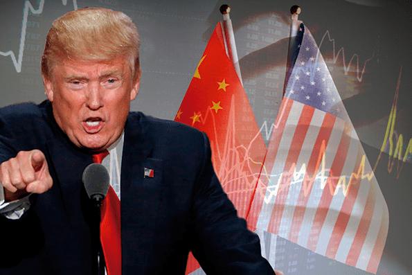 Donald Trump pone tensión a la guerra comercial con China.