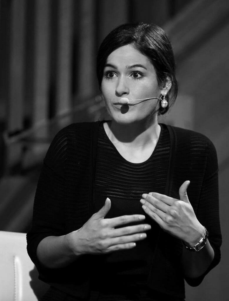 Valeria Domínguez, fundadora de #WomenInTechSpain.