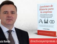 La historia nos puede enseñar mucho en la gestión de empresas