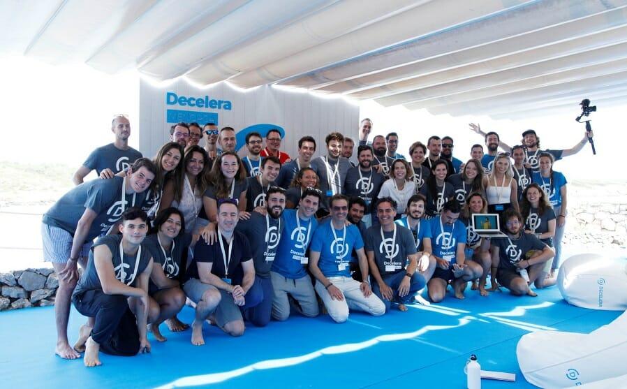 Decelera ha celebrado su quinta edición en Menorca.