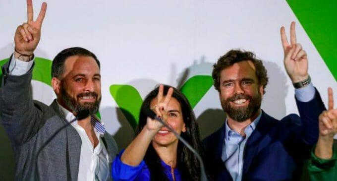 Vox fue el partido más buscado en Google en las pasadas municipales y europeas