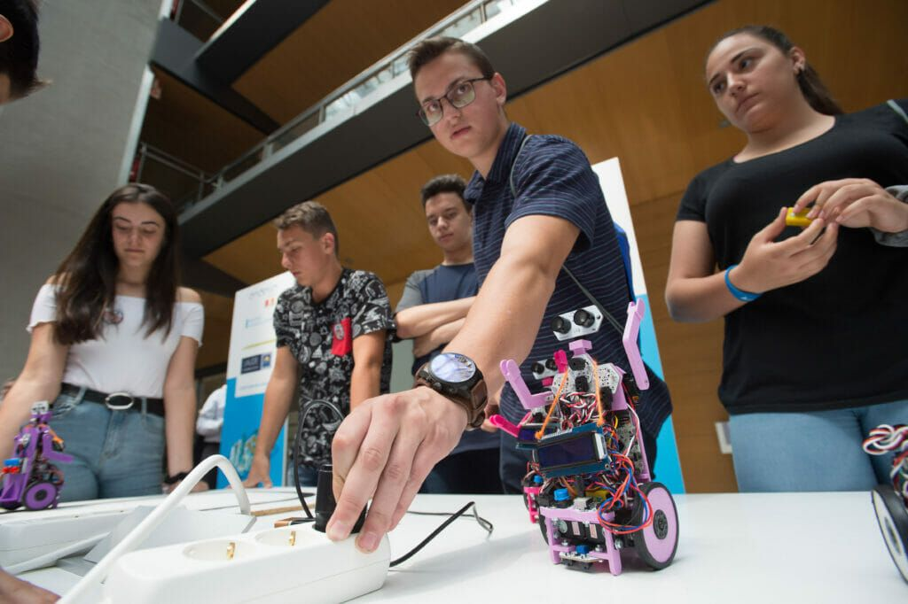 Fundación Endesa promueve la educación en tecnologías.