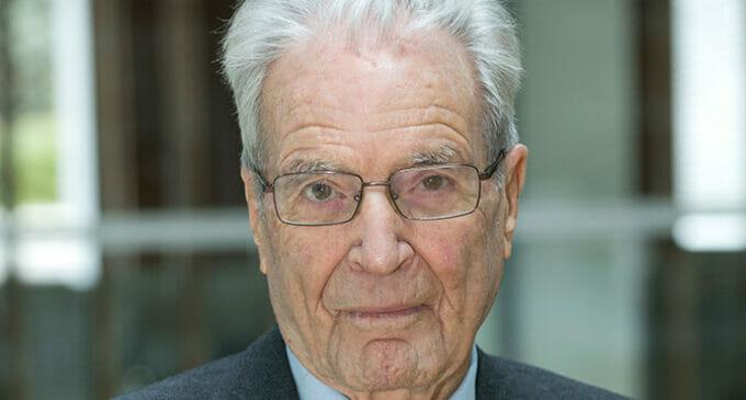 Antonio Garrigues Walker, nuevo Premio Pelayo para Juristas de Reconocido Prestigio