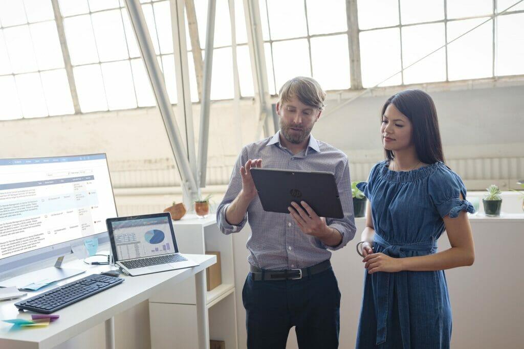 Nuevas herramientas del programa 'Dispositivo como Servicio' de HP.