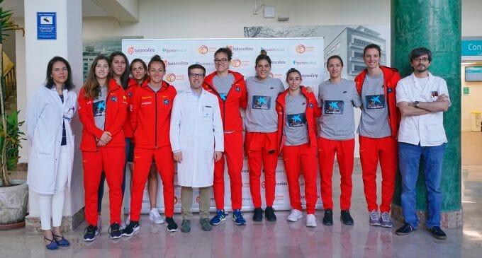 El Eurobasket ya aguarda a unas jugadoras en plenas condiciones físicas