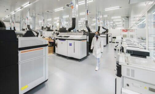 El mayor centro de Impresión 3D de HP ya opera en España