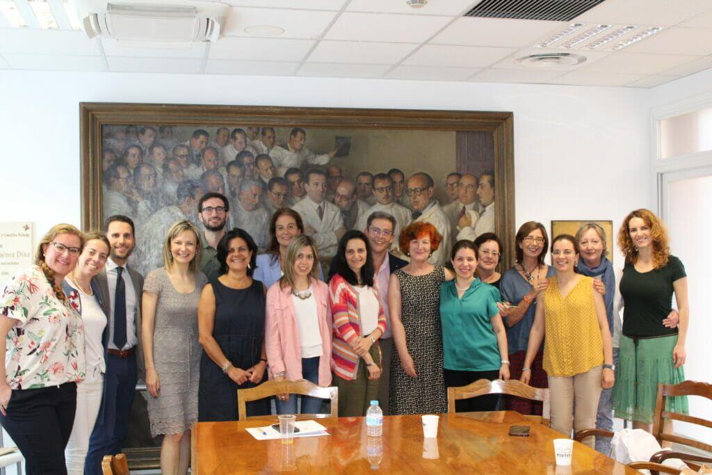 Tercera edición del Programa de Excelencia en Obesidad de la Fundación Jiménez Díaz.