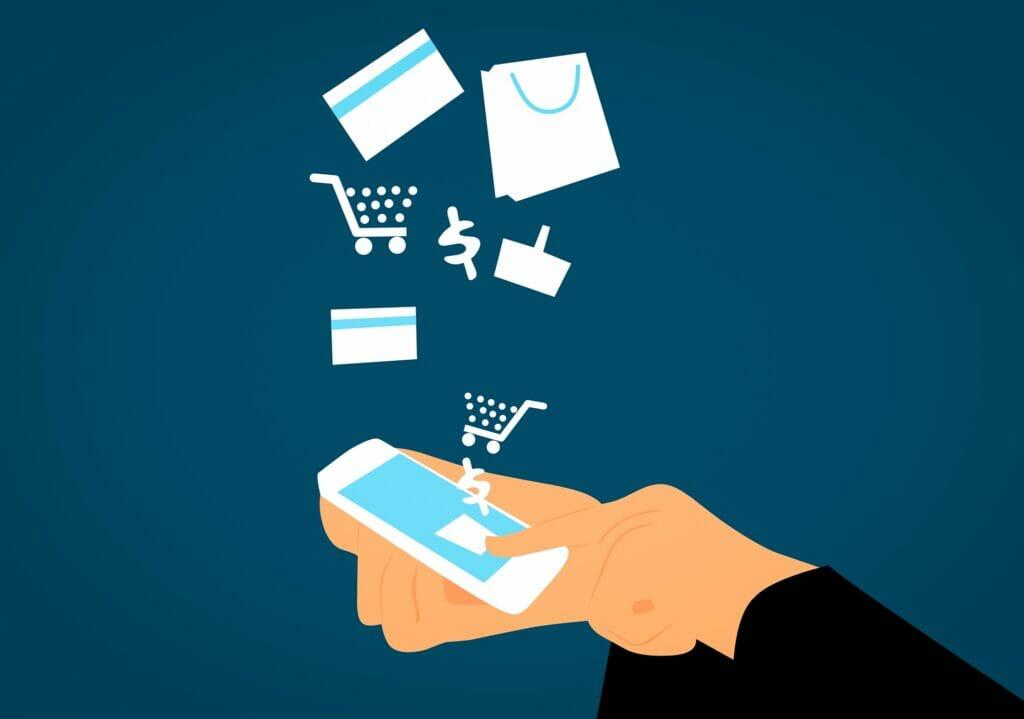 Internet y las redes sociales son claves en el consumo de productos.