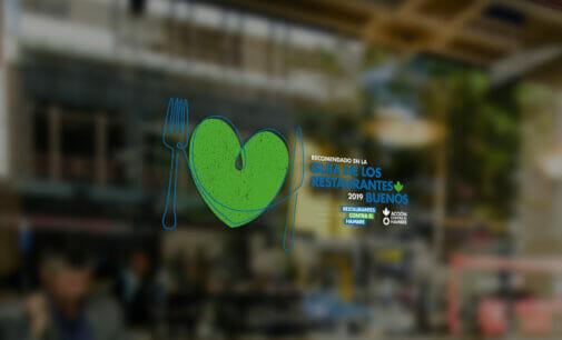 La primera Guía de Restaurantes Buenos, los que luchan contra la desnutrición infantil