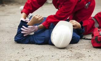 Los riesgos mortales en el puesto de trabajo