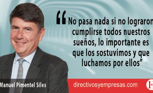 Manuel Pimentel: Su biblioteca (y la mía) de los proyectos rechazados