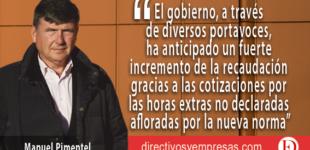 Manuel Pimentel: Nuevo registro de jornada. ¿Qué pueden hacer las empresas?