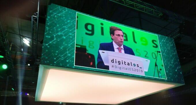 """Martínez-Almeida: """"la transformación digital determinará el futuro de la sociedad"""""""