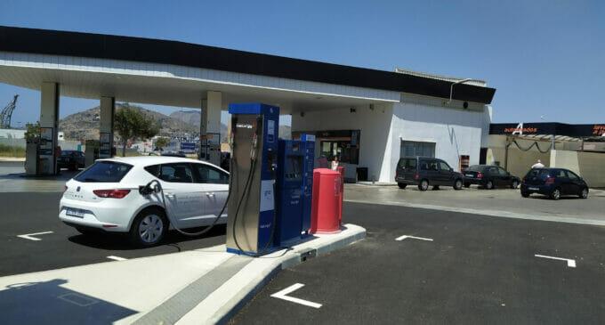 Cartagena ya cuenta con su primera estación de gas natural para vehículos