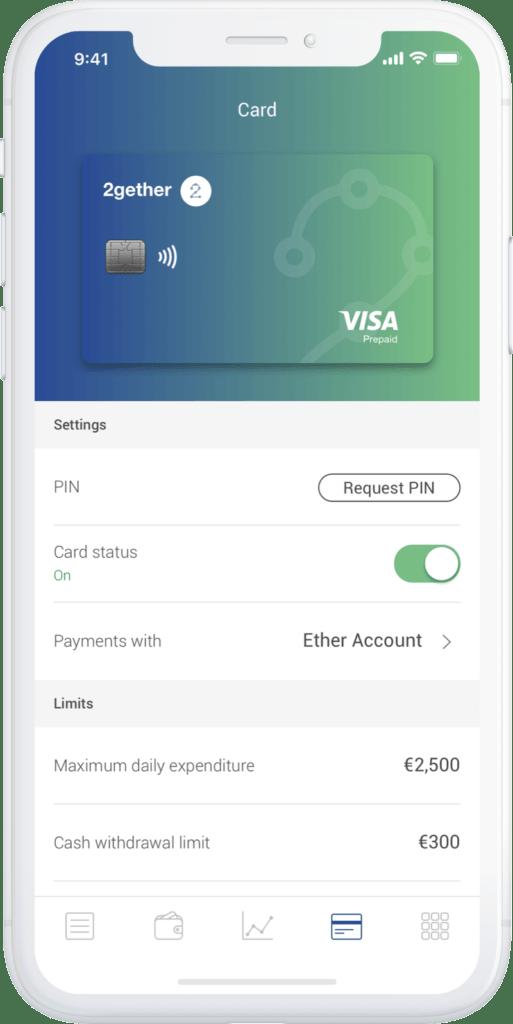 app 2gether banca colaborativa.