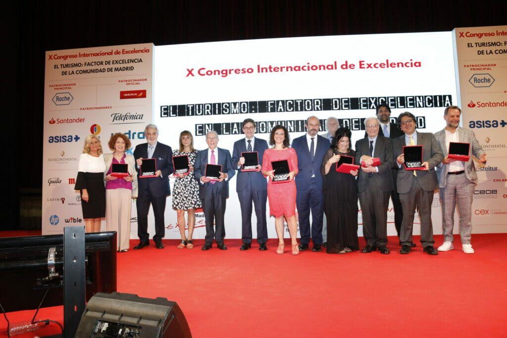 III Premios a la Excelencia de la Persona.