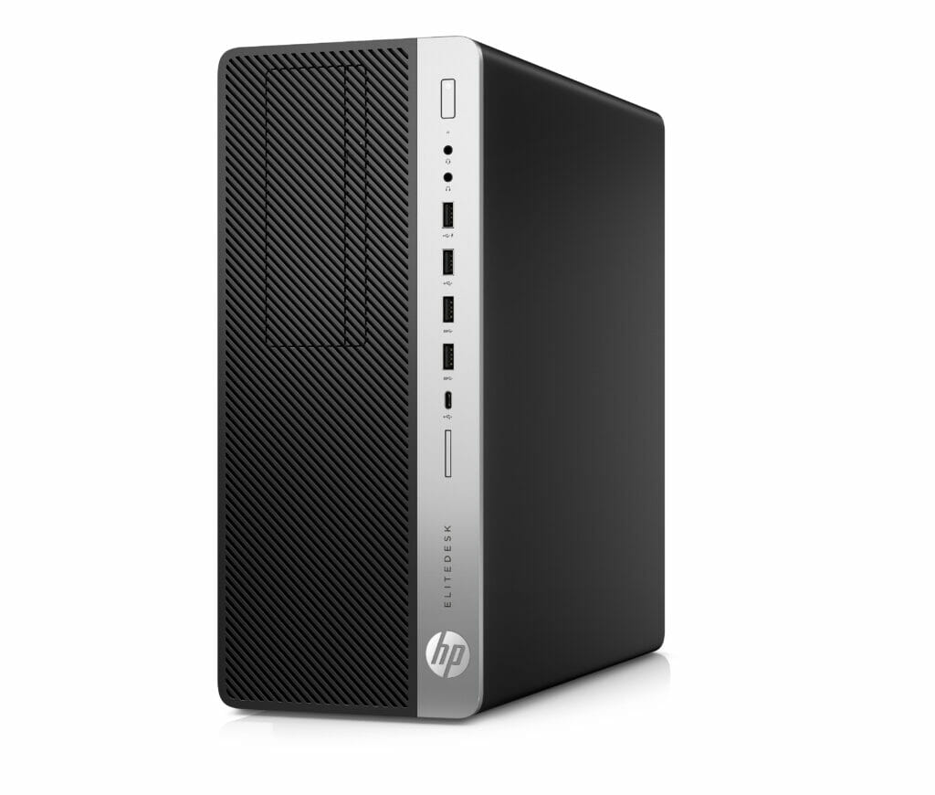 Torre HP EliteDesk 800 G5.