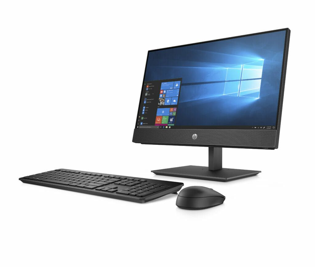 HP ProOne 600 G5 21.5 All-in-One.