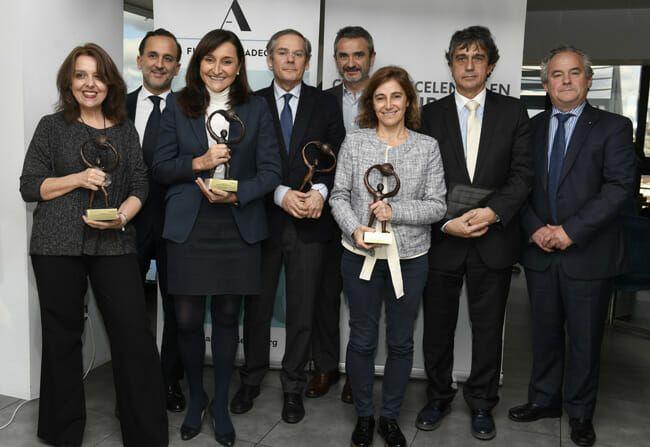 II-Premios Diversidad de la Fundación Adecco.
