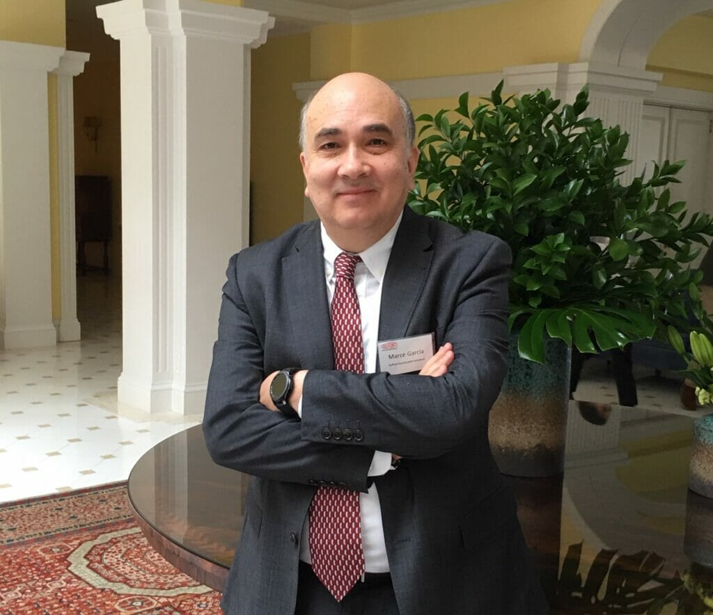 Marcelino García, director de DuPont Sustainable Solutions Ibérica.