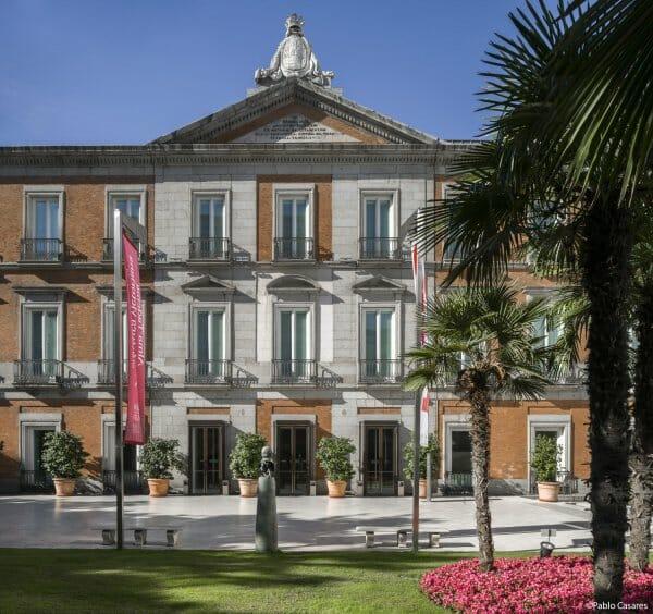 Museo Thyssen-Bornemisza como atractivo turístico de Madrid.