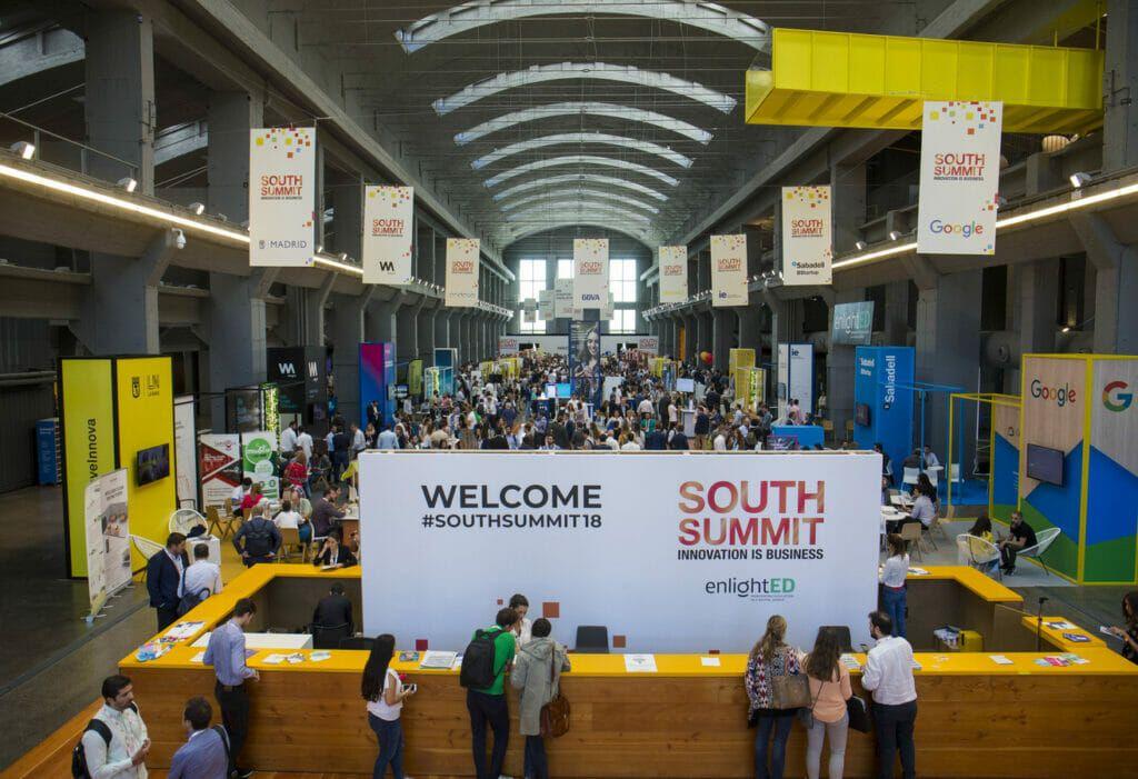 Los emprendedores miran ya a la nueva edición del South Summit 2019.
