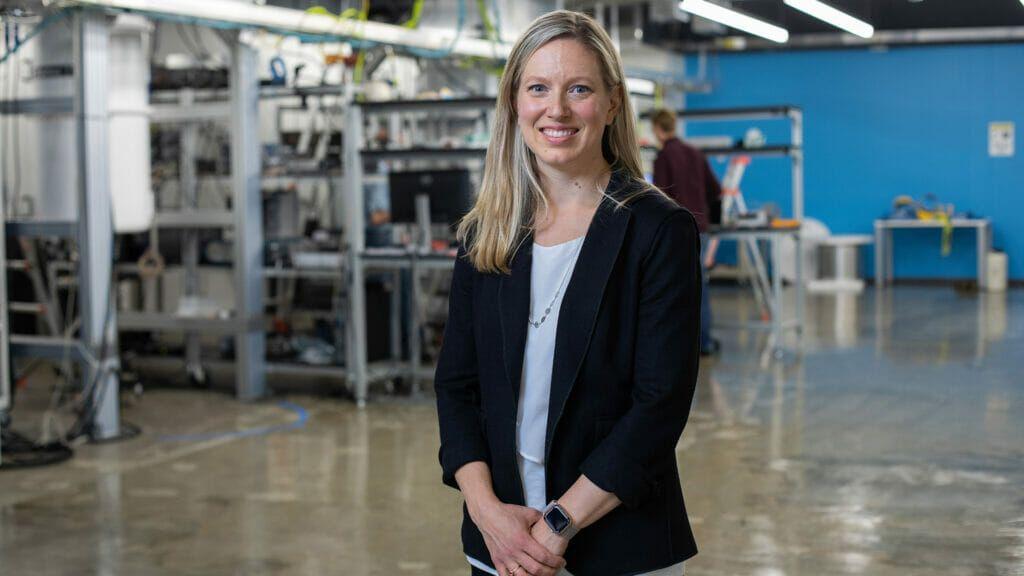 Julie Love, directora de Desarrollo de Computación Cuántica de Microsoft