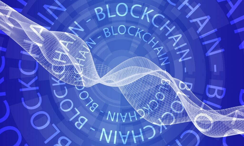 blockchain en los bancos.