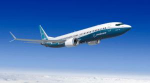 avión de pasajeros.