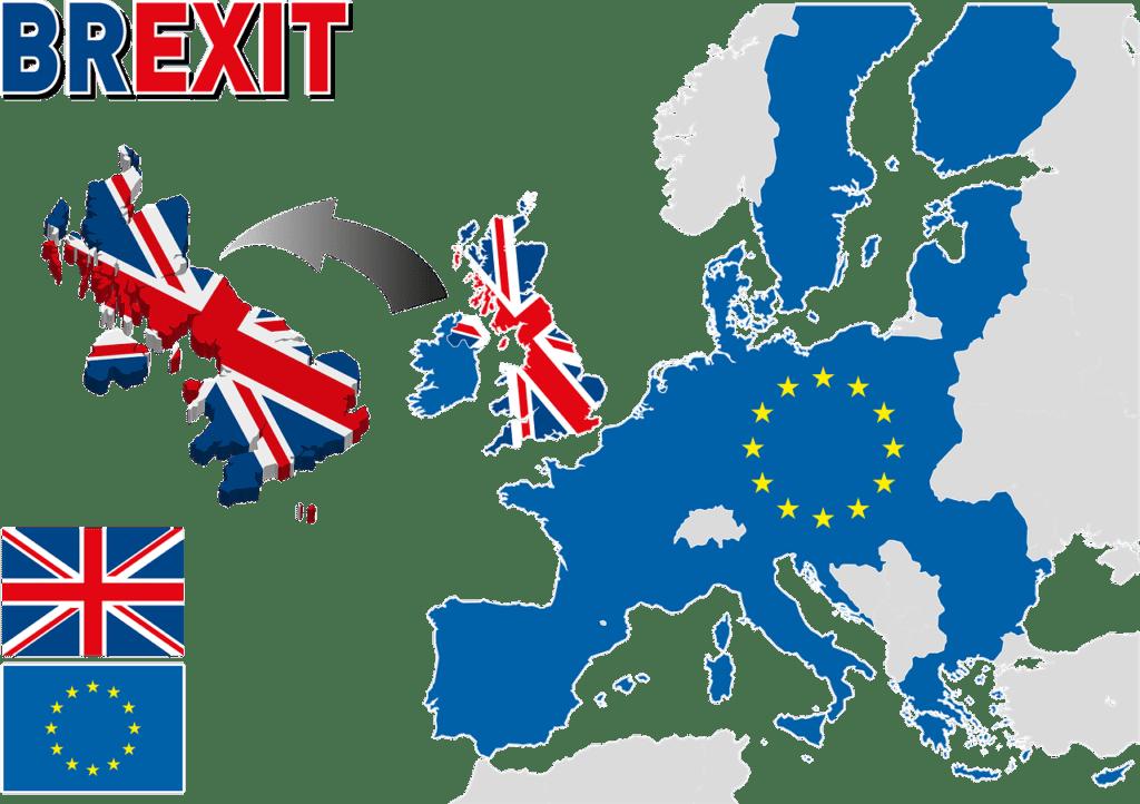 Brexit, el Reino Unido se separa de Europa.