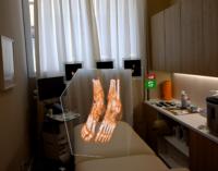 Llega la realidad mixta para radiografías, ecografías y resonancias médicas