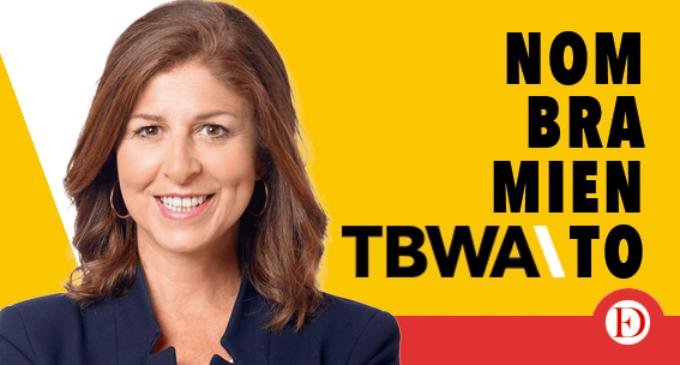 Claudia Safont nueva CEO al frente de TBWA en España