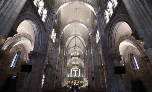 La Fundación Endesa facilita un nuevo sistema de iluminación en la Basílica de Covadonga