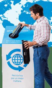 La sostenibilidad centra la RSC de HP.