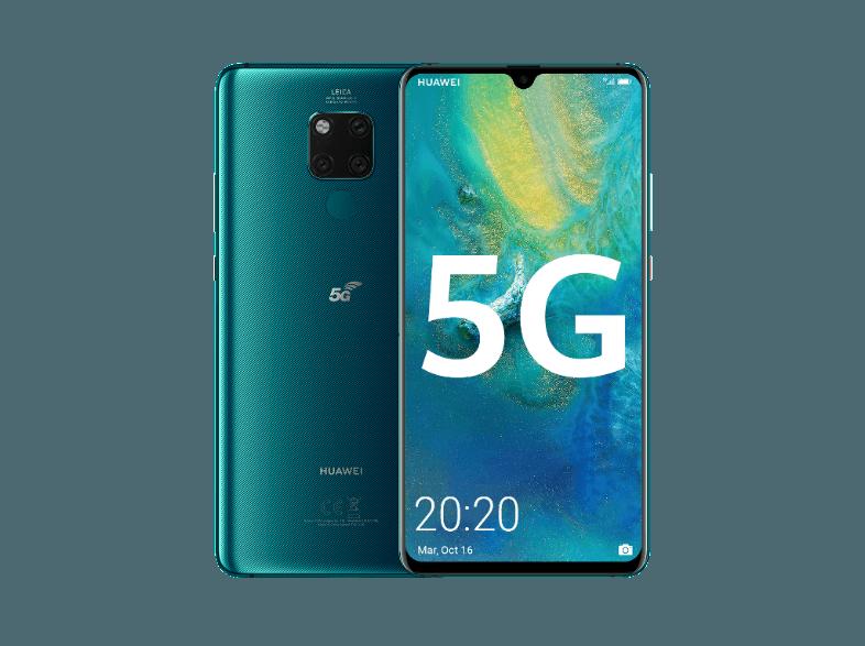 Smartphone Huawei-Mate-20-X 5G.